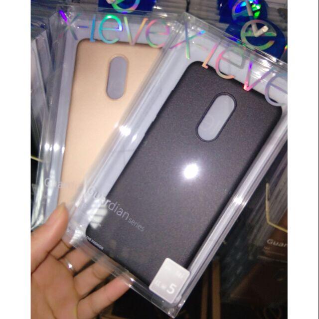 Ốp lưng cho Xiaomi Redmi 5 hiệu Xlevel cao cấp
