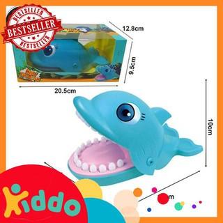 [đồ chơi trẻ em] Trò chơi cá heo cắn tay