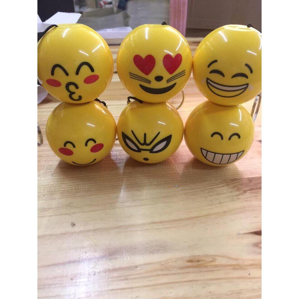 loa bluetooth mặt cười emoji