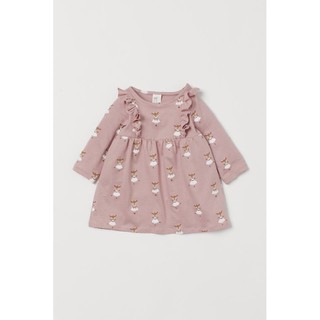 Váy cotton H&M