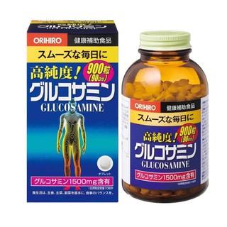 Viên uống bổ xương khớp Glucosamin Nhật bản 900 Viên date 2023