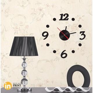 Đồng hồ dán tường