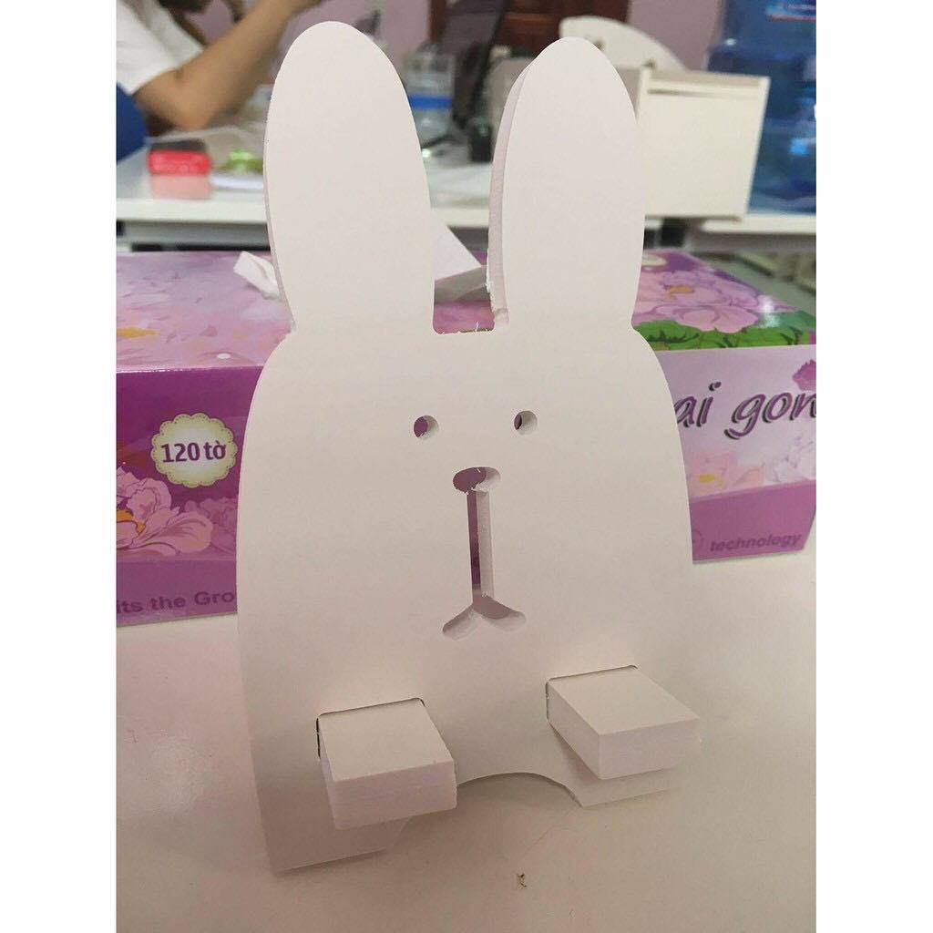 [ RẺ VÔ ĐỊCH] Kệ đỡ điện thoại gấu/thỏ chống nước CÓ SẴN IG378