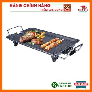 Bếp nướng điện SUNHOUSE SHD4607, Bếp nướng Sunhouse SHD4607 tốc độ nướng nhanh, tiết kiệm điện năng.