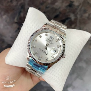 [Free Ship] Đồng Nam Rolex156 dây đặc nguyên khối, mạ không rỉ, dây full vàng thumbnail