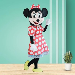 Mascot mickey