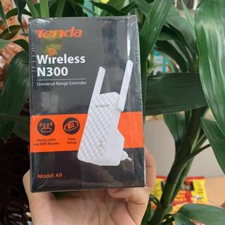 Bộ Kích Sóng Wifi Tenda A9 chuẩn N300