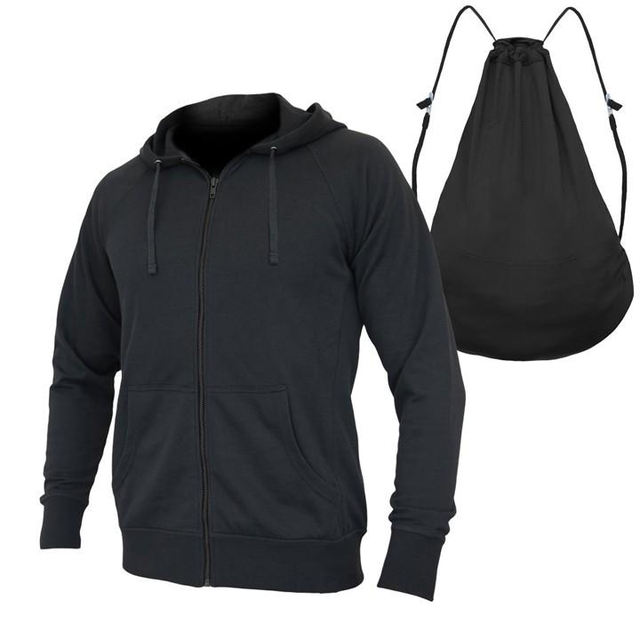 Áo khoác chống nắng túi balo 2 trong 1 cao cấp AN06