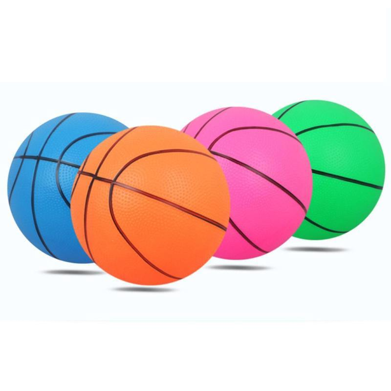 Mini Bouncy Basketball Indoor/Outdoor Sports Ball Kids Toy Gift