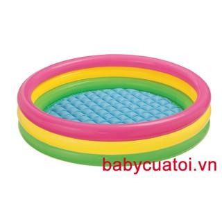 Bể bơi cầu vồng 1m68 – 1m47