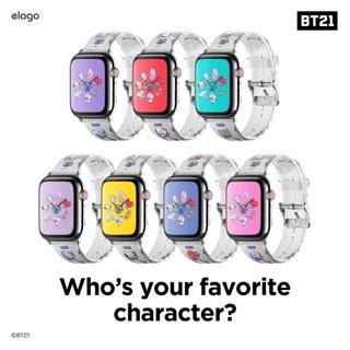 Dây đeo AppleWatch chính hãng ELAGO BT21 thumbnail