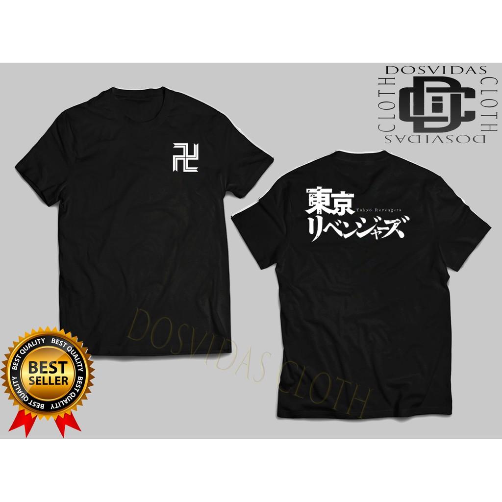 Nhập khẩu chất lượng!! Áo thun tay ngắn in hình Tokyorevengers