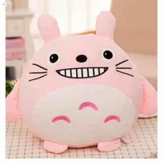 [CHUẨN]Gấu Oenpe Totoro hồng đáng yêu, chất liệu bông cao cấp