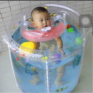 Bể Bơi Thành Cao 80×80