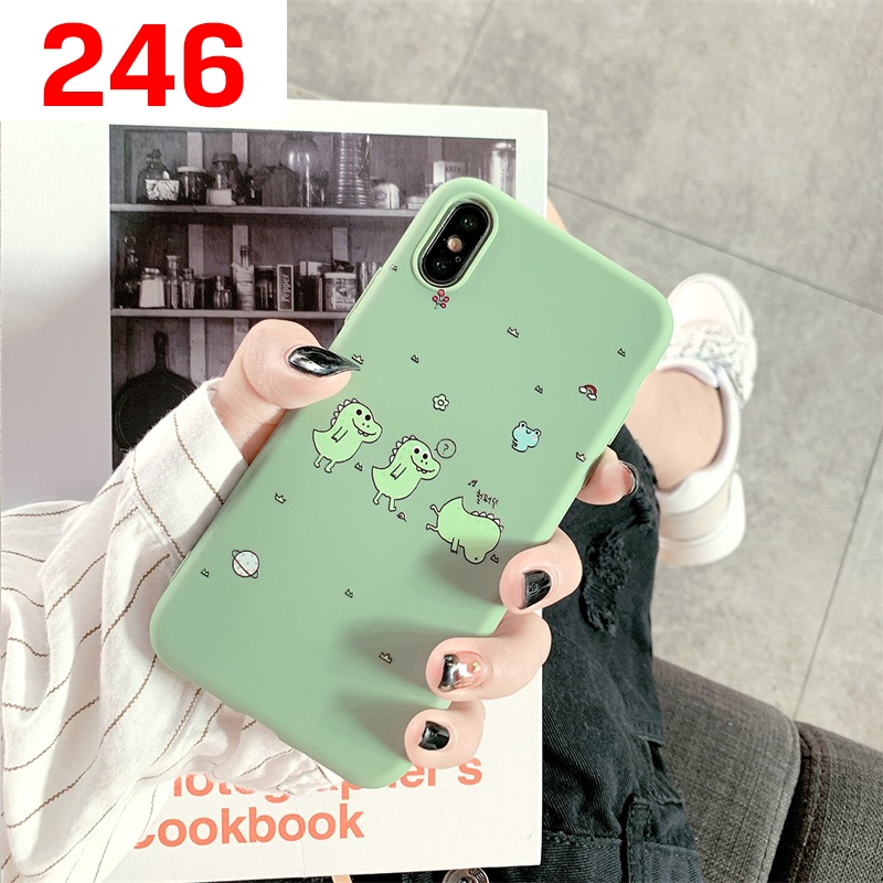 Ốp điện thoại Realme 6 5 Pro 6i 5i 5s Realme 2 3 Pro Realme C11 C2 U1 Q Xt X2 Reno 2 2f H 246