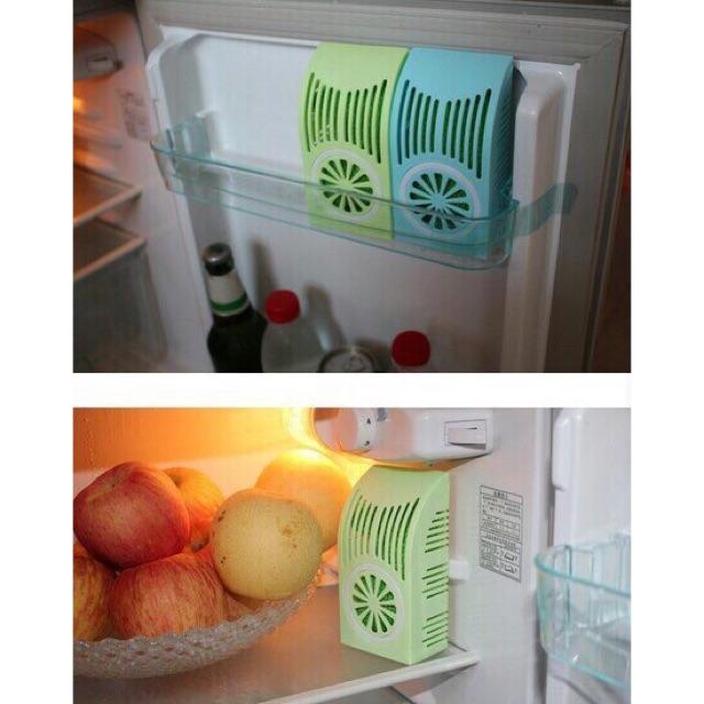 Hộp khử mùi tủ lạnh - hộp khủ mùi trên oto