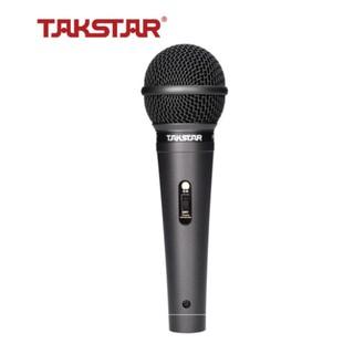 Mic hát karaoke chuyên nghiệp chính hãng có dây Takstar PRO-38 HÁT CỰC HAY, CỰC TRONG, CỰC ĐẢM BẢO thumbnail