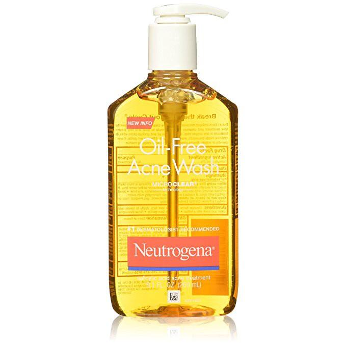Sữa rửa mặt cho da mụn Neutrogena Oil Free Acne Wash 269ml - 2555217 , 963769985 , 322_963769985 , 220000 , Sua-rua-mat-cho-da-mun-Neutrogena-Oil-Free-Acne-Wash-269ml-322_963769985 , shopee.vn , Sữa rửa mặt cho da mụn Neutrogena Oil Free Acne Wash 269ml
