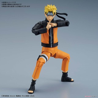 Mô hình lắp ráp Figure-rise Standard Naruto Uzumaki (Plastic model)