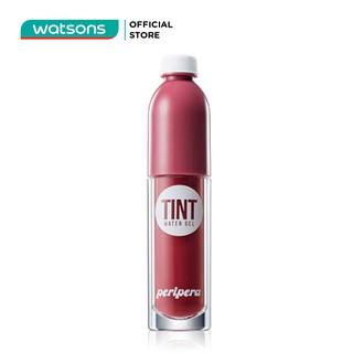 Son Nước Lâu Trôi Peripera Colorfit Tint Water Gel 007 Redbeanpress 4.5ml