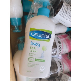 Sữa dưỡng ẩm cho bé Cetaphil Úc 400ml