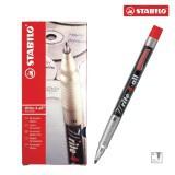 Hộp 10 cây bút kỹ thuật STABILO Write-4-all Permanent M (màu đỏ) - 9957815 , 276733908 , 322_276733908 , 407000 , Hop-10-cay-but-ky-thuat-STABILO-Write-4-all-Permanent-M-mau-do-322_276733908 , shopee.vn , Hộp 10 cây bút kỹ thuật STABILO Write-4-all Permanent M (màu đỏ)