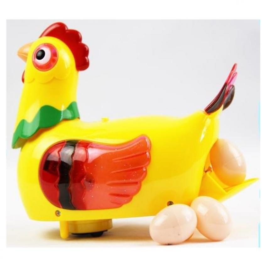 Đồ chơi gà mái đẻ trứng