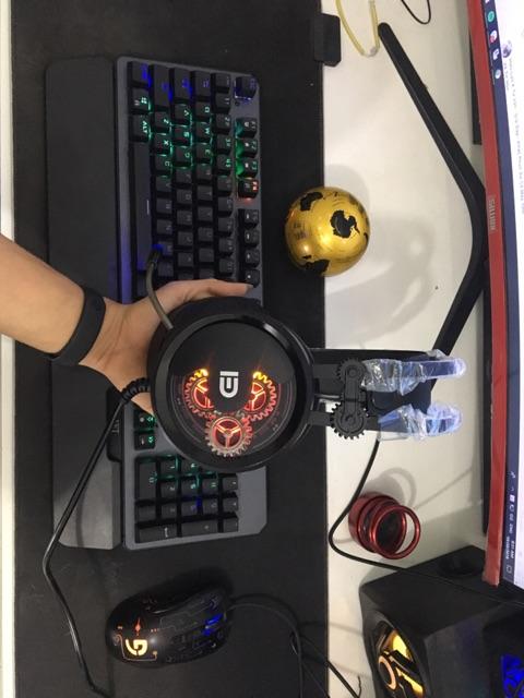 [Mã 267ELSALE hoàn 7% đơn 300K] Tai Nghe Gaming X9 - 7.1 Led Nháy Theo Nhạc Cực Hot