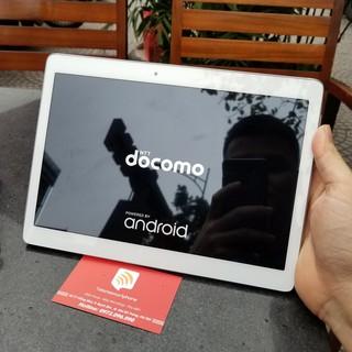 Máy tính bảng Huawei Dtab DO1H-Docomo Mediapad- FullHD 4G LTE 4 loa Harman Kadon 6500mA