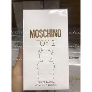 Nước hoa nữ Fullseal 100ml Moschino Toy 2 For Women Edp thumbnail