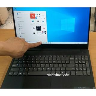 Lenovo cảm ứng đa điểm như máy tính bảng, máy gần như mới