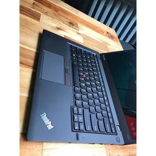 laptop IBM thinkpad T450, i7 5600u, 8G, ssd 256G, pin 6h, giá rẻ thumbnail