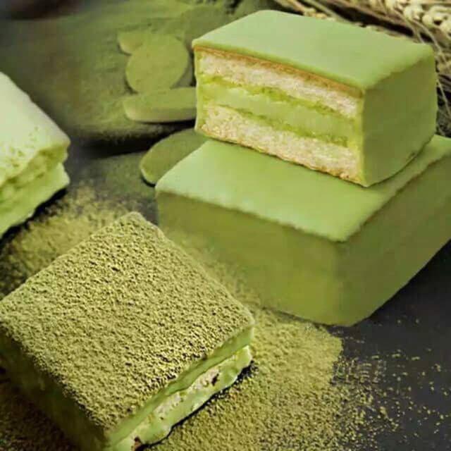 Combo 5 bánh bông lan phủ kem trà xanh Đài Loan - Bánh tươi matcha - 2500065 , 743882760 , 322_743882760 , 40000 , Combo-5-banh-bong-lan-phu-kem-tra-xanh-Dai-Loan-Banh-tuoi-matcha-322_743882760 , shopee.vn , Combo 5 bánh bông lan phủ kem trà xanh Đài Loan - Bánh tươi matcha