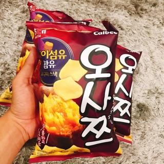 Snack Khoai Lang Callbe Hàn Quốc 🍠🇰🇷