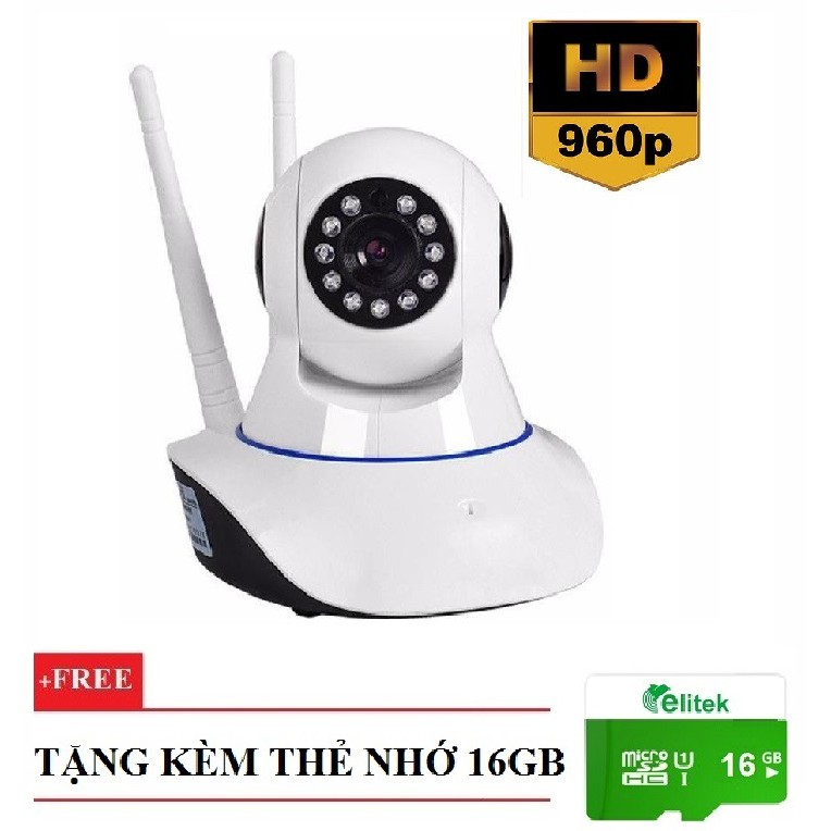Camera Xoay 360 Độ Dùng App YYP2P-Yoosee 2 Ăng-ten A9LS 960P + Thẻ 16GB - 2678263 , 801401327 , 322_801401327 , 588000 , Camera-Xoay-360-Do-Dung-App-YYP2P-Yoosee-2-Ang-ten-A9LS-960P-The-16GB-322_801401327 , shopee.vn , Camera Xoay 360 Độ Dùng App YYP2P-Yoosee 2 Ăng-ten A9LS 960P + Thẻ 16GB