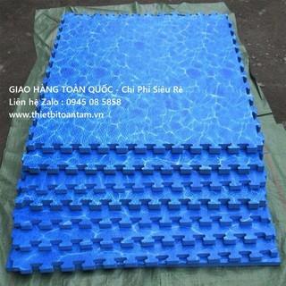 Thảm mút xốp lót sàn đại dương 3D mềm và êm cho bé ngồi chơi thumbnail