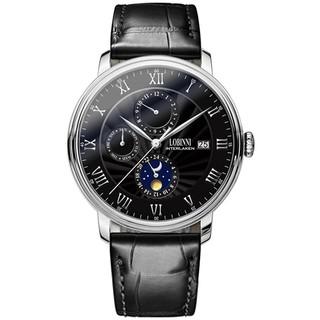 [Mã FARSBR153 giảm 15% đơn 150K] Đồng hồ nam Lobinni No.1023-3