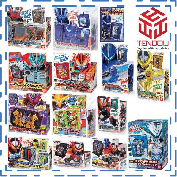 Đồ Chơi Siêu Nhân DX Ridebook Kamen Rider Saber Tổng Hợp