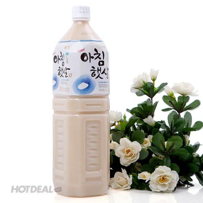 Nước Gạo Woongjin 1,5L Hàn Quốc - 2660370 , 509696852 , 322_509696852 , 70000 , Nuoc-Gao-Woongjin-15L-Han-Quoc-322_509696852 , shopee.vn , Nước Gạo Woongjin 1,5L Hàn Quốc