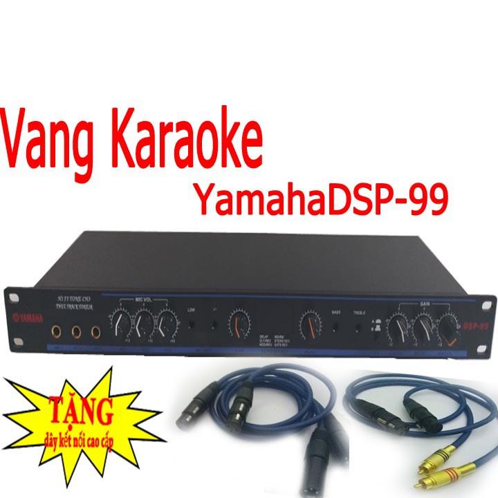 vang karaoke yamaha dsp-99 - vang chỉnh cơ - vang cơ