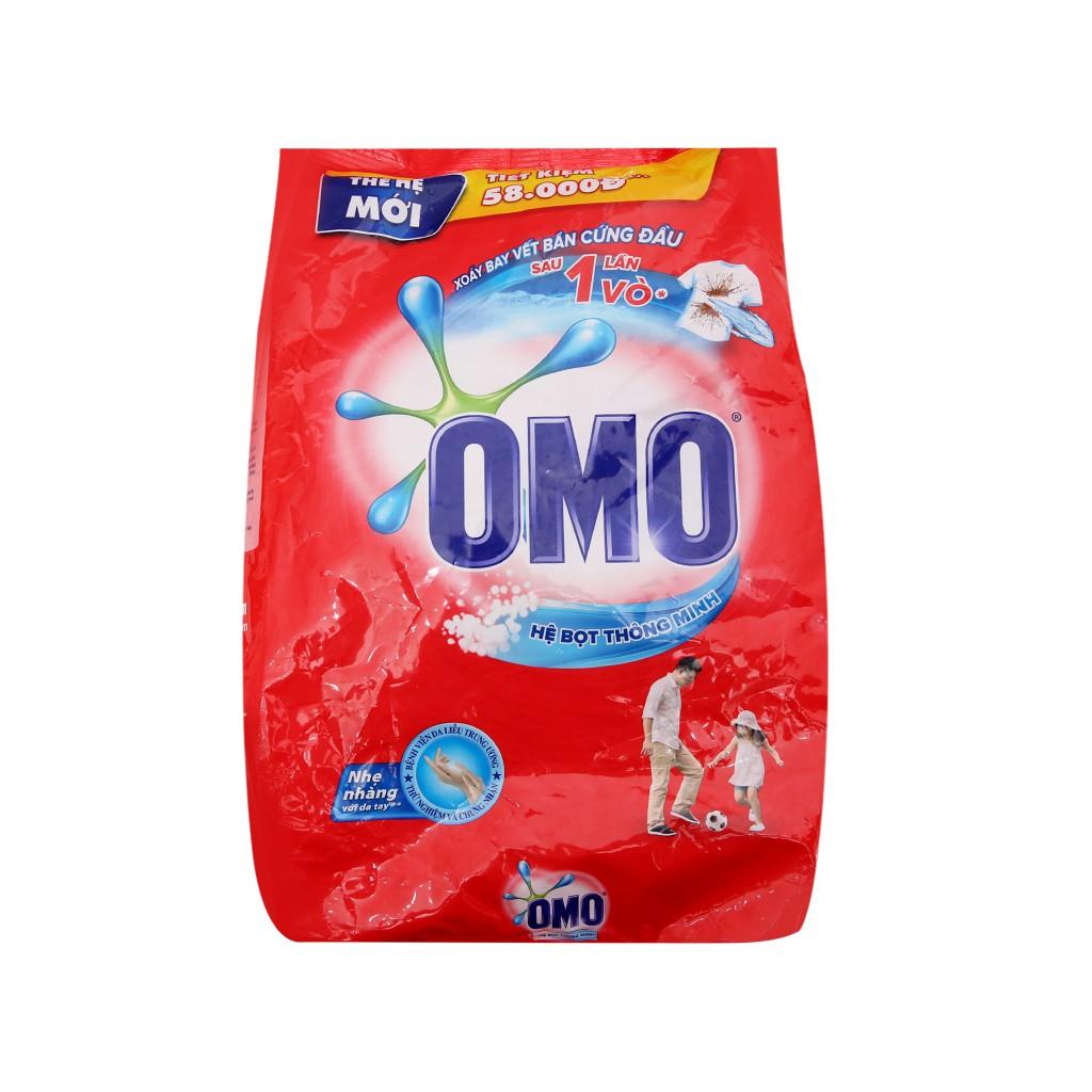 Bột giặt OMO Sạch cực nhanh 4.5kg