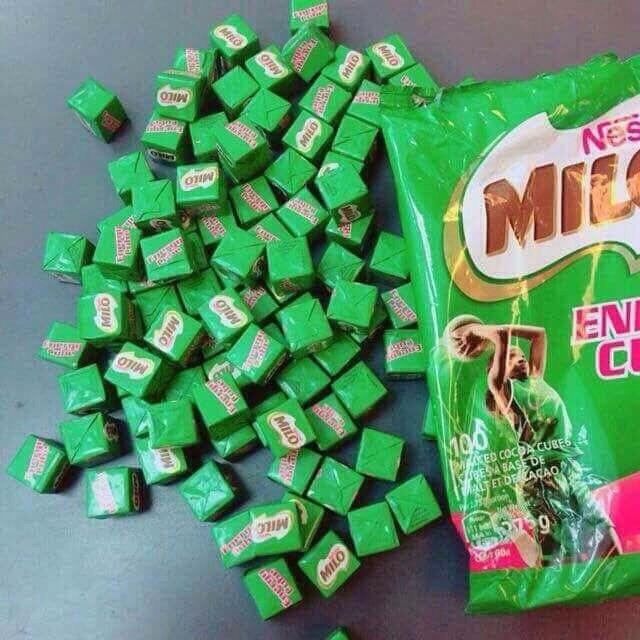 Kẹo milo nổi tiếng thơm ngon