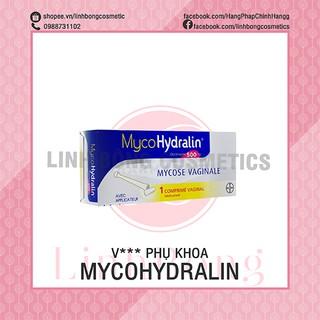 VỆ SINH PHỤ NỮ Myco Hydralin Pháp (kéo xem feedback)