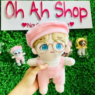 Doll Ohahtae fansite Con Bố Taehyung Tặng Kèm Quà 1