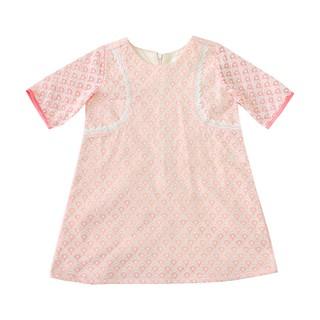 Đầm suông tay ngắn bé gái Amprin D572 thumbnail