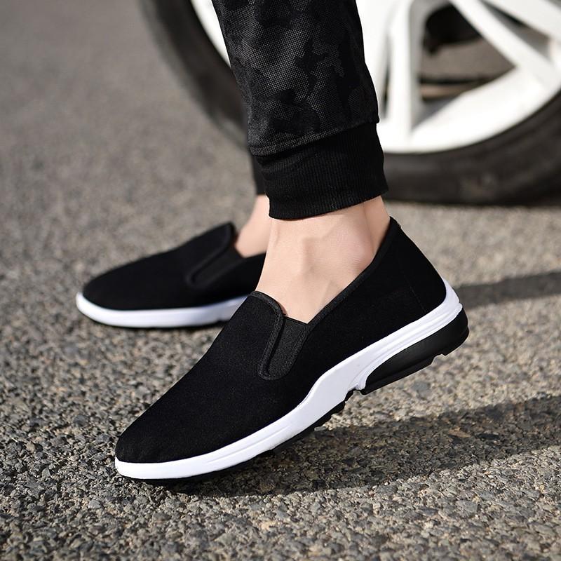 Giày lười nam bata dáng thể thao Hàn Quốc siêu đẹp hottrend 2021