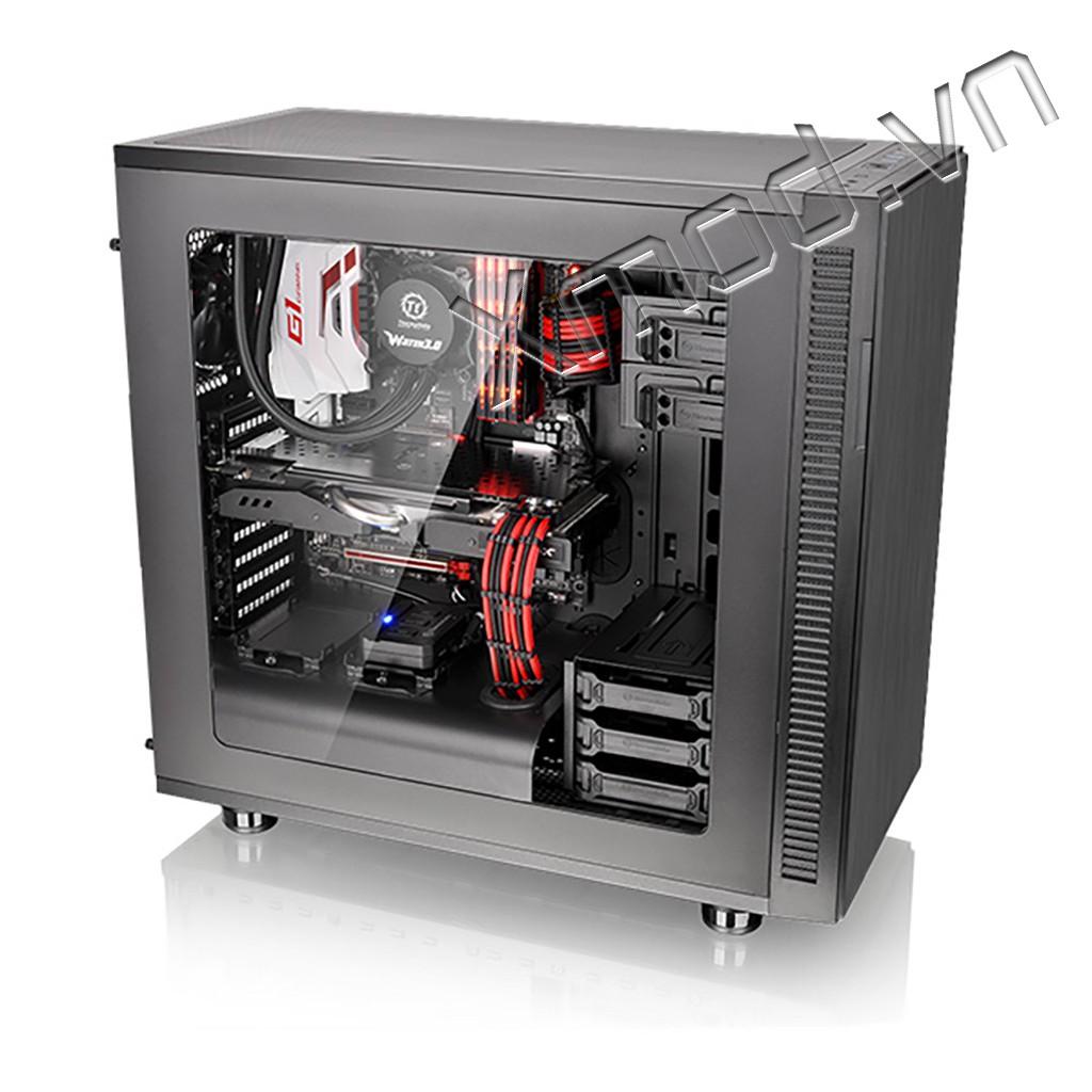Case máy tính Thermal Take F31 Suppressor Giá chỉ 2.490.000₫