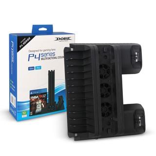 Đế Tản Nhiệt Kèm Khay Đựng Đĩa Game Cho Máy PS4 Pro & PS4 Slim thumbnail