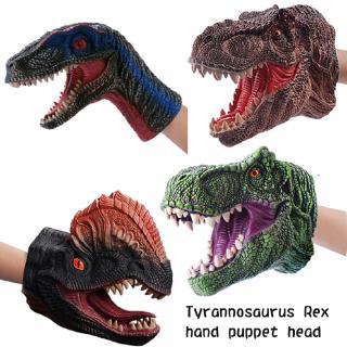 Con rối đeo tay bằng cao su hình khủng long Tyrannosaurus Rex