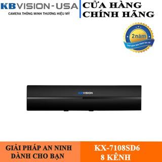 Đầu ghi hình KX – 7108SD6